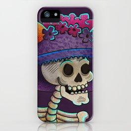 La catrina iPhone Case