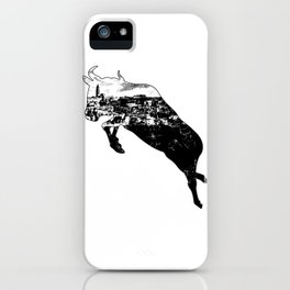 Matera - Sassi inOx iPhone Case