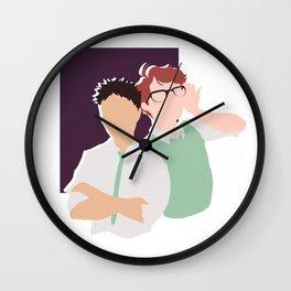 IWAOI Wall Clock