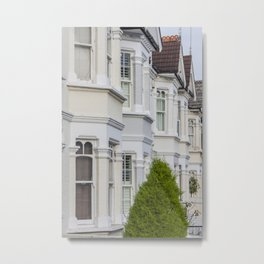 London 13 Metal Print