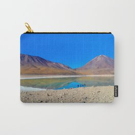 Laguna Verde Carry-All Pouch