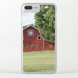 Barn Clear iPhone Case