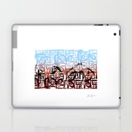 Mesopotamia in Arabic Laptop & iPad Skin
