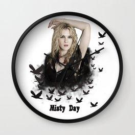 American Horror Story- Misty Day Wall Clock