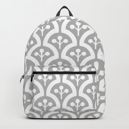 Atomic Mushroom Grey Backpack