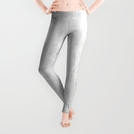 White Light Gray Concrete Leggings
