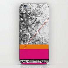pink and orange iPhone Skin