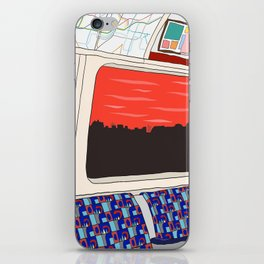 View from London Jubilee Line iPhone Skin