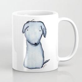 Puppy Blue Coffee Mug