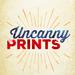 Uncanny Prints