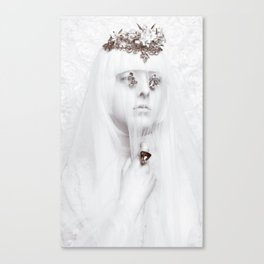 Shizuka Canvas Print