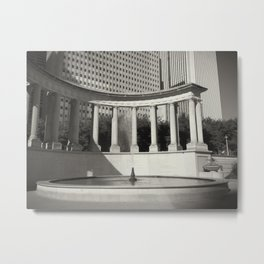 Founders Memorial Metal Print