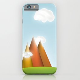 Countryside iPhone Case