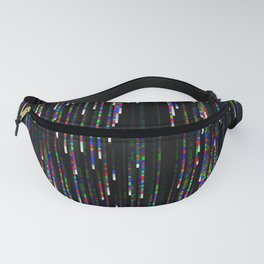 sorted bits Fanny Pack