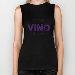 VINO (Purple) Biker Tank