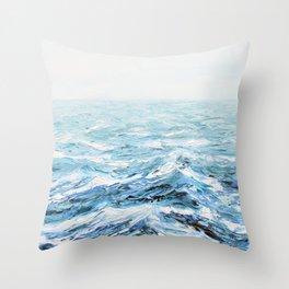 Spellbound Seas Throw Pillow