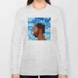 Nothing was the Pixel Long Sleeve T-shirt