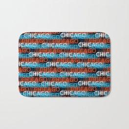 Chicago on my mind Bath Mat