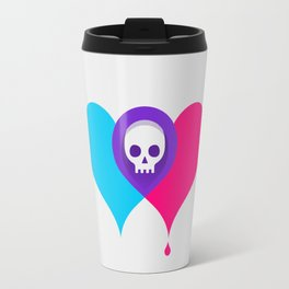 A Death-Marked Love Travel Mug