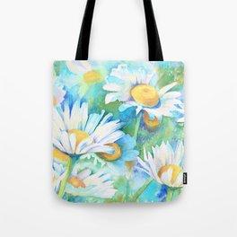 Happy Daisies Tote Bag