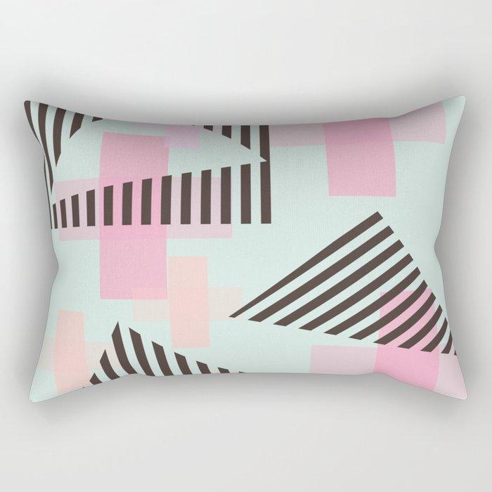 Gem & Mineral Show Rectangular Pillow