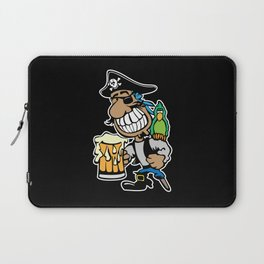 Party Pirate Laptop Sleeve