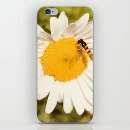 Shoo, Hoverfly, Don't Bother Me iPhone Skin