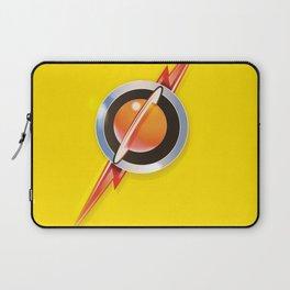 Flash's Broach Laptop Sleeve