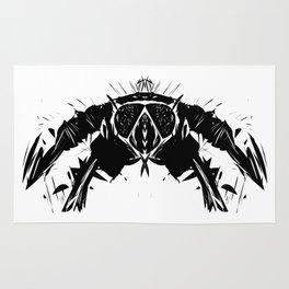 Warrior Bug Rug