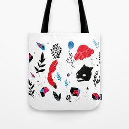 Sand and Stone Tote Bag