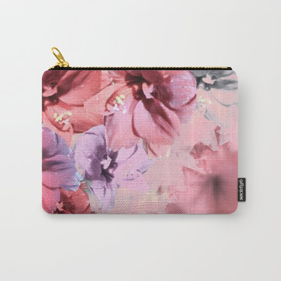 Red Flower Fantasia 2 Carry-All Pouch