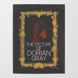 BOOKS COLLECTION: Dorian Gray Poster