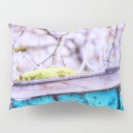 A Little Moss Pillow Sham
