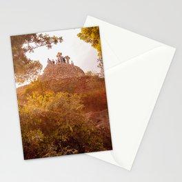 Gaudi Cross Stationery Cards