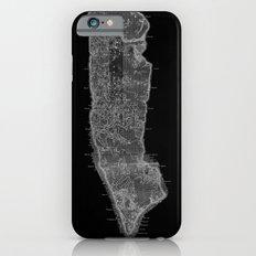 Vintage Manhattan Red Slim Case iPhone 6