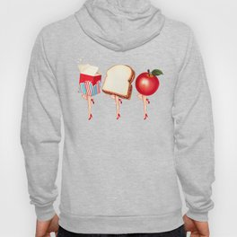 Lunch Ladies Pin-Ups Hoody