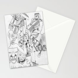 Airplane Stationery Cards