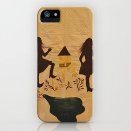 Marching Along iPhone Case