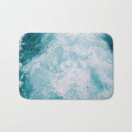 troubled water 5 Bath Mat