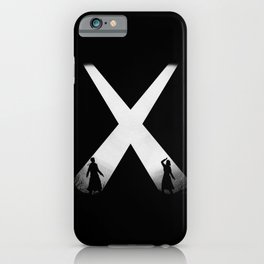 The Encounter iPhone Case