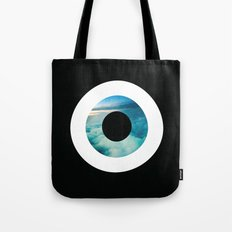 Air Evil Eye Tote Bag