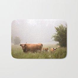 Cattle Family Bath Mat