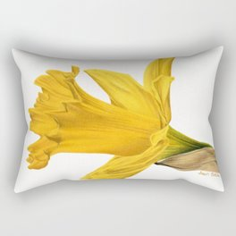 Herald Of Spring Rectangular Pillow