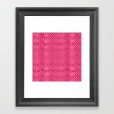 Chain Mail Framed Art Print