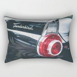 Darkest Thunderbird Rectangular Pillow