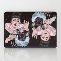 dress iPad Cases featuring Dress Up by Helen Green