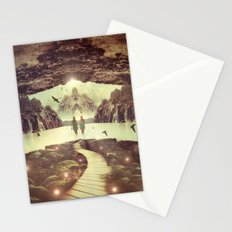Nightly Retreat  Stationery Cards