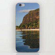 Le Morne Beach, Mauritius iPhone & iPod Skin