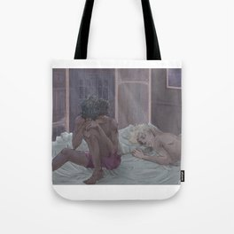 I never lived a year better spent in love Tote Bag