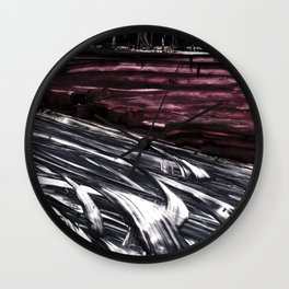film No3 Wall Clock